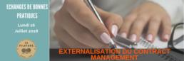 entreprise de consulting spécialisé dans le management d'externalisation