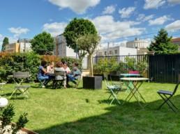 Votre evenement avec ouverture sur le jardin