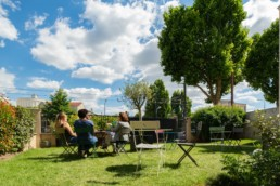 Espace evenementiel avec jardin proche Paris