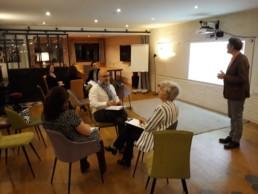 Atelier Conférence - facilitation